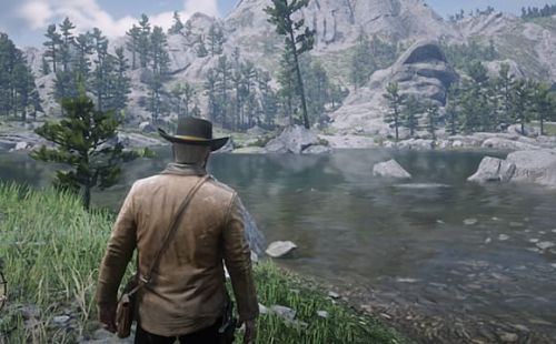Red Dead Redemption 2 Jack Hall Gang Treasure Map Guide