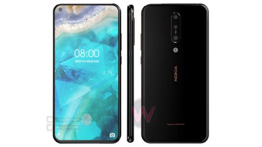 A New Concept Is Rather Optimistic About Nokia 8.1 Plus