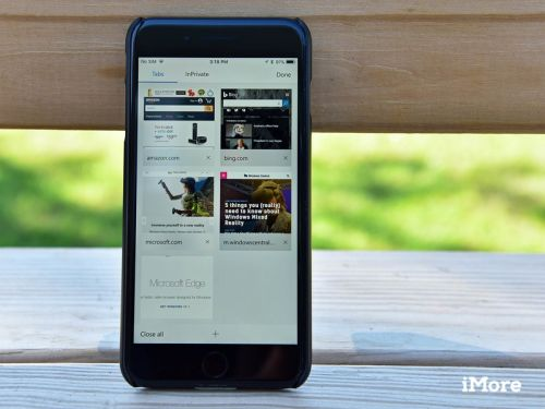 Microsoft Edge beta for iOS gets picture-in-picture and more