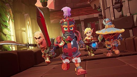 Dungeon Defenders: Awakened Early Access Review - Listless Nostalgia