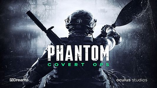 All Aboard the Death Boat in Phantom: Covert Ops, a Stealth-Action Kayaking Game in VR