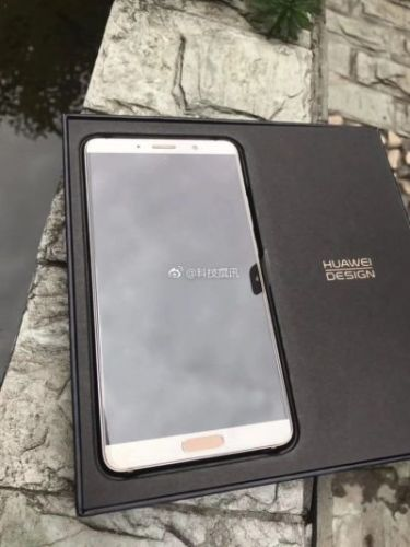 Huawei Mate 10 Leaks Along With Retail Box, Specifications