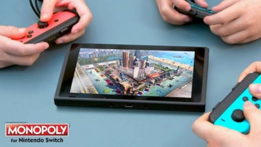 Monopoly Coming To The Nintendo Switch October 31