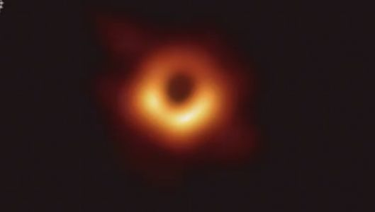 We've now got images of the environment at a black hole's event horizon