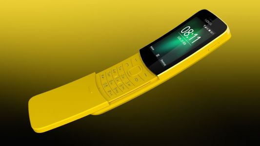 The banana-shaped Nokia 8110 4G is coming to Australia in late September