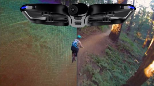 Apple Watch can now control Skydio's $2,000 autonomous R1 drone