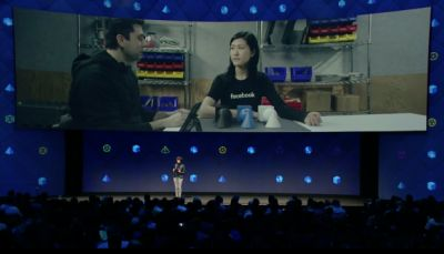 Facebook's Building 8 is creating tech that lets you hear through your skin