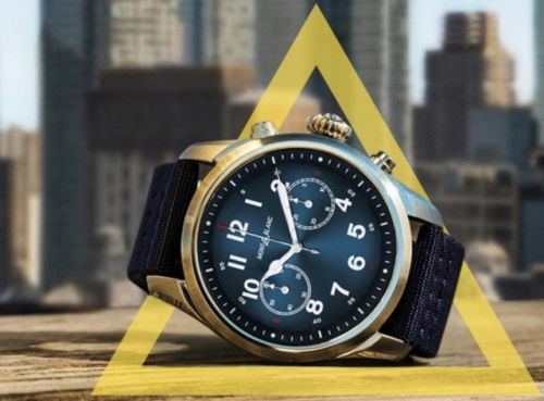 Montblanc Summit 2 Smartwatch Launched For $1,000
