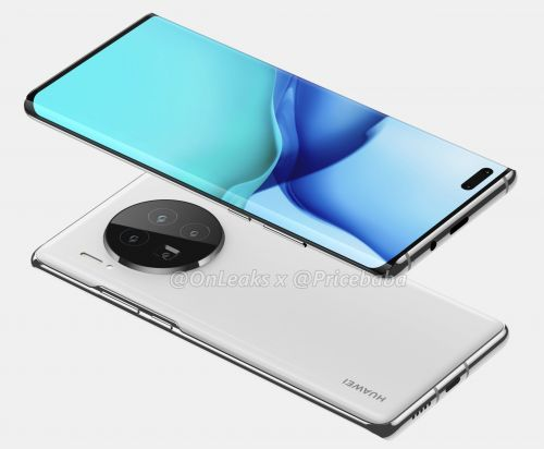 Huawei Mate 40 Pro Design Looks Great, Save For One Detail