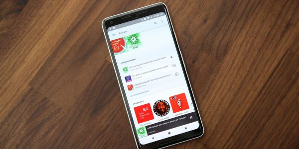 Google app's built-in podcast player adds offline downloading & listening