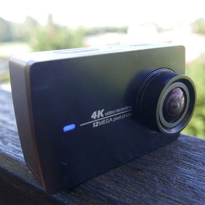 Clip a coupon, enter a code, and get this Yi 4K Action Camera for only $97
