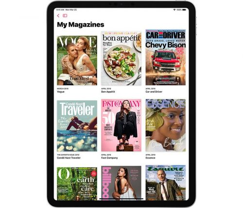 Over 200,000 People Subscribed to Apple News+ in First 48 Hours After Launch