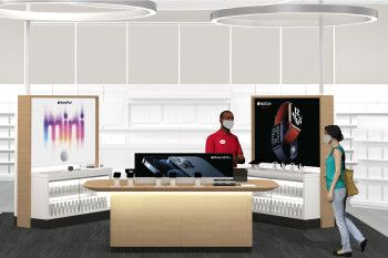 Apple mini-stores coming to Target