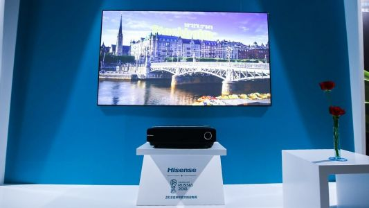 Hisense to bring a far cheaper version of its laser TV to the world
