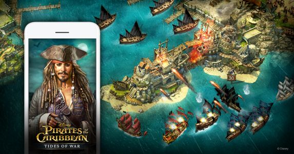 'Pirates of the Caribbean: Tides of War's Latest Update Introduces Alliance vs Alliance Feature and the Legendary Island of Port Royal
