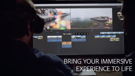 Adobe previews Project SonicScape, an immersive new tool for editing audio in VR