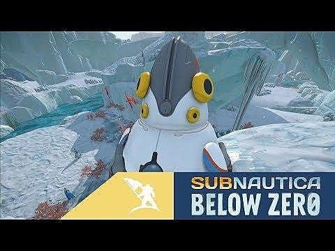 Subnautica Below Zero Update Adds Double-O Spy Penglings, New Biomes, Teleportation