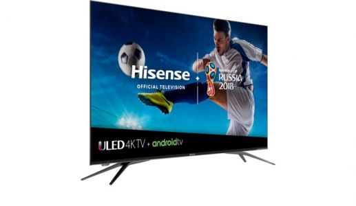 Hisense H9E Plus 4K TVs With Android TV, Google Assistant Now Available