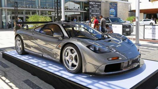 A 1994 McLaren F1 LM Sold for $19.8 Million