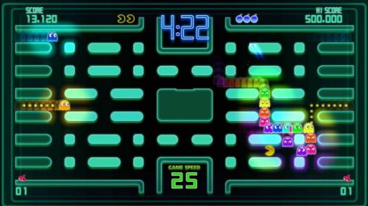 Pac-Man Championship Edition 2 gets Plus-sized for Nintendo Switch