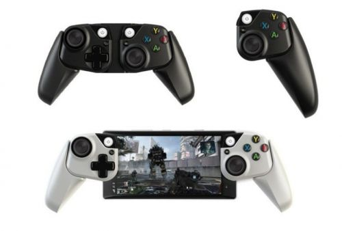 Microsoft Appears To Be Prototyping Xbox Controllers For Mobile Devices