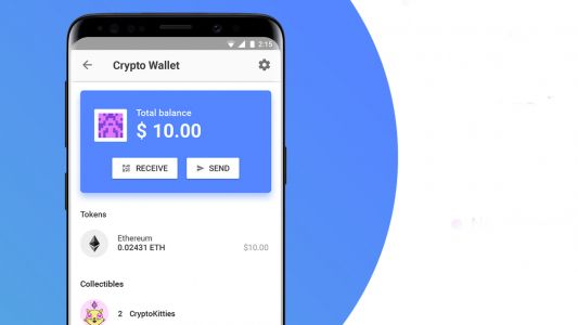 Opera for Android is getting a built-in cryptocurrency wallet