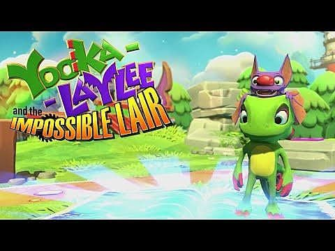 Playtonic Announces Yooka-Laylee and the Impossible Lair