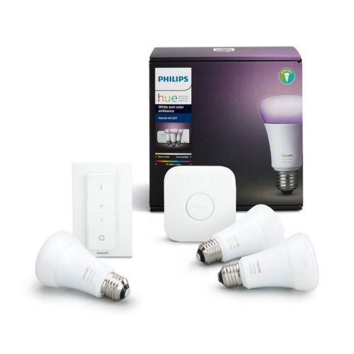UK Deal: Take advantage of all-time low pricing on Philips Hue Starter Kits