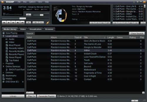 Winamp Expected To Return In All Of Its Glory In 2019