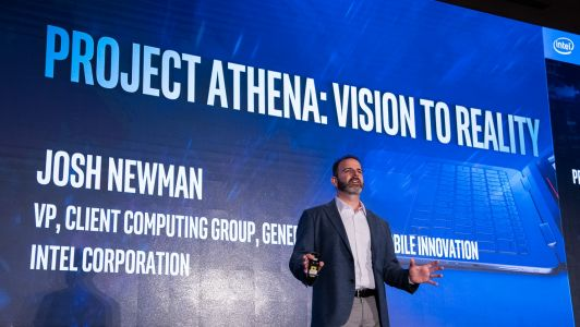 Intel Project Athena release date, news and features