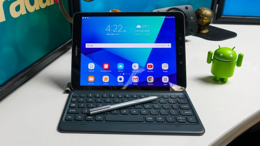 Samsung Galaxy Tab S4 renders show off its optional keyboard