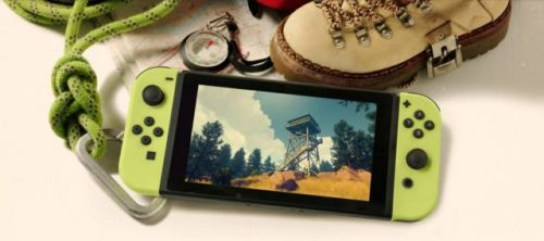 'Firewatch' Set For Release On Nintendo Switch December 17