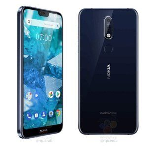 Nokia 7.1 leaks in full with 5.8-inch 'notchy' screen, Snapdragon 636