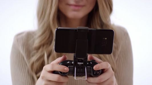 Prototype Xbox controllers for phones and tablets show up in research papers