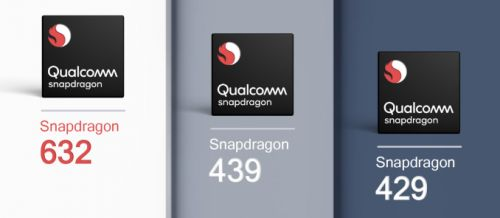 Qualcomm Announces Snapdragon 632, 439 and 429 - Expanding the Low-Mid-tier