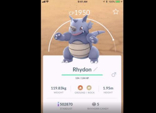 Pokémon Go will roll out 50 new creatures and weather effects