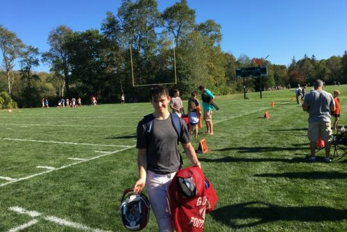 Forget Koufax: My Son Will Play Football This Yom Kippur, And I'm Fine With That