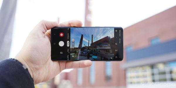 Galaxy S10 update brings ultra-wide camera support to some 3rd-party apps