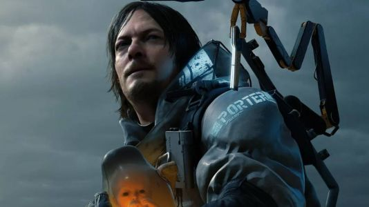 Death Stranding Director's Cut is coming to PS5