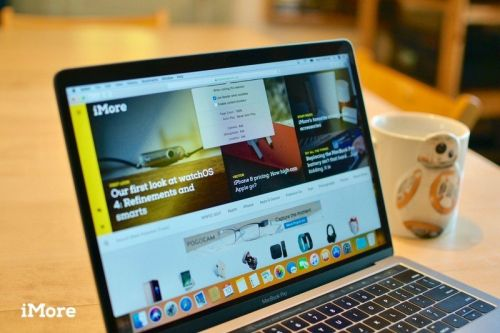 Tab groups in macOS Monterey helps you keep your Safari tabs organized