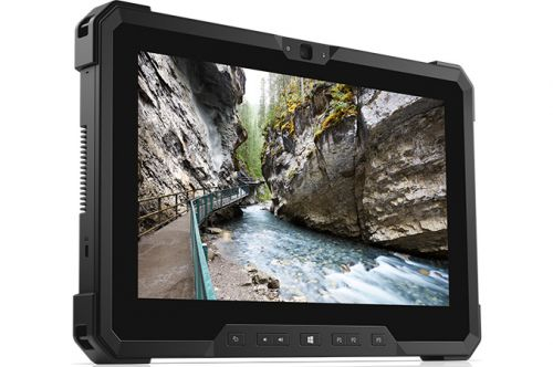 Dell Latitude 12 Updated: Rugged Tablet Gets Faster CPU, FHD LCD, Lower Weight, USB-C