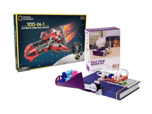 STEM toys are on sale at Amazon today, like the $56 littleBits base kit