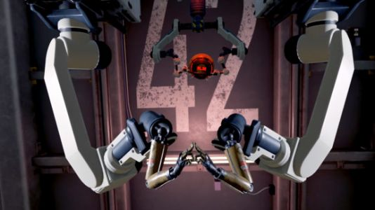 How Cloudhead Games and Valve worked together on Aperture Hand Lab