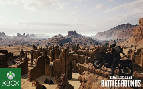 PUBG Miramar Map Releases For Xbox Tomorrow