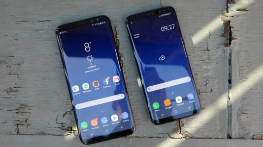 Here's another sign that Android Oreo for the Galaxy S8 will be here soon