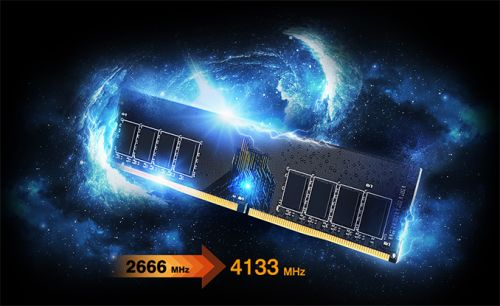 Silicon Power Enters Market of Enthusiast-Class DRAM with DDR4-4133