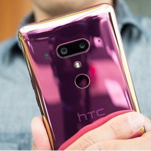 HTC's blockchain phone could look just like a transparent HTC U12+