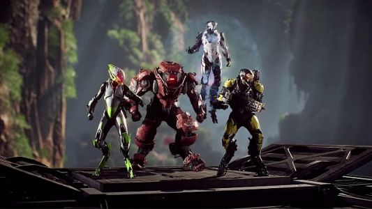 Day One Anthem Patch Fixes Load Time, Crashing Problems