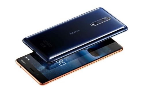 Nokia 8 With 6GB of RAM and 128GB of Storage to Launch in October