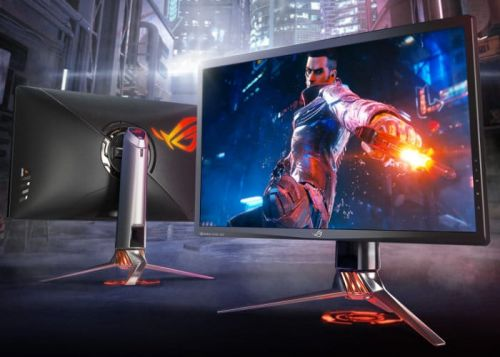 Asus PG27UQ 4K HDR 144Hz G-Sync Monitor Arrives Next Month